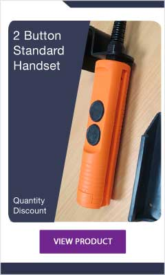 2 Button Standard Handset